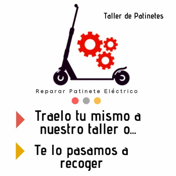 Taller patinetes electricos